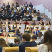 Gesetzliches Fundament fürs Schülerparlament