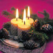 Besser auf natürlichen Weihnachtsduft setzen