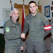 Vorarlberger Soldat stellt Einbrecher auf frischer Tat