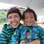 Schulbau und medizinische Hilfe in Nepal