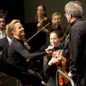 Eine Rose für das Orchester
