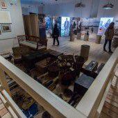 Sichten im Vorarlberg Museum