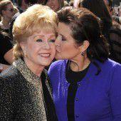 Ich will bei Carrie sein – Mutter von Fisher ist tot