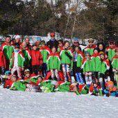 Damit der Skisport nicht verloren geht