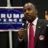 Carson für Ministerposten nominiert