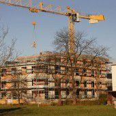 Vorarlberger Baufirmen zahlen prompt und sicher