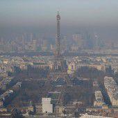 Dicke Luft in der Stadt der Liebe