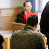 Sieben Jahre Haft für Vergewaltigung im Bad