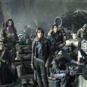 Rebellion in einer entfernten Galaxis