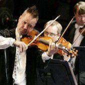 Geigenvirtuose feiert den sechzigsten Geburtstag
