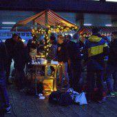 Last-Minute-Einkauf in HAK HAS Feldkirch