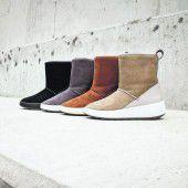 ECCO-Vorteil: Mit warmen Füßen durch den Winter!