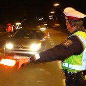 Flucht vor Polizeikontrolle