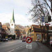 Durchfahrt auf Wichnergasse  gesperrt