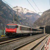 Gotthard-Basistunnel ist in Betrieb gegangen