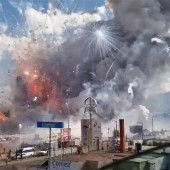 Pyrotechnik-Inferno mit Dutzenden Todesopfern