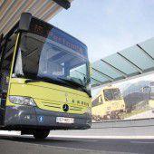 Kürzere Taktung bei Landbus Montafon