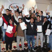 Talent-College für junge Flüchtlinge