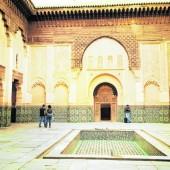 Ehemalige Koranschule Medersa Ben Youssef