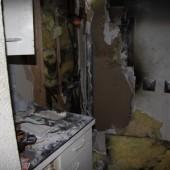 Küchenbrand in Feldkirch