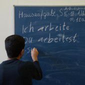 Deutschniveau wird über Sozialhilfe entscheiden