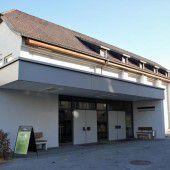 Stadtsaal-Tarife in Bludenz in der Kritik