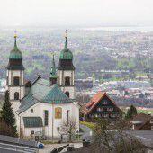 Besondere Auszeichnung für die Kirche in Bildstein. Sie wird bald zur Basilika. A6