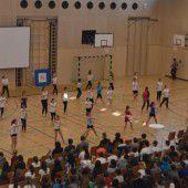 Rankweils Sporthalle an Schule übergeben