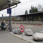 Mehr Sicherheit am Bahngleis
