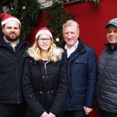 Weihnachtsstimmung in Lauterach