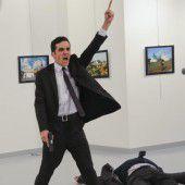 Russischer Botschafter in Ankara ermordet
