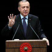 Erdogan soll künftig per Dekret regieren