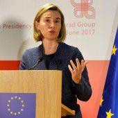 EU ruft zu mehr Einsatz für Menschenrechte auf