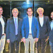 Unternehmerischer Austausch in Bregenz