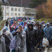 Asylanträge nehmen ab