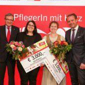 Österreich sucht Pfleger mit Herz