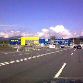 Ikea Lustenau will im Sommer 2019 eröffnen