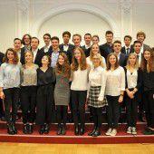 Dornbirns Schüler als wahre Unternehmer