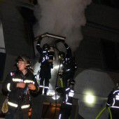 Zwei Mädchen starben bei Brand in Wohnung