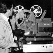 40 Jahre Leidenschaft für die Filmemacherei