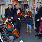 Zugfahrt wird ein kulturelles Erlebnis