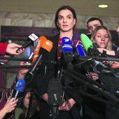 Issinbajewa hat die Bewerbung zurückgezogen