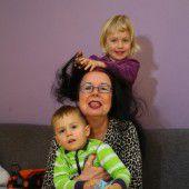 Susi ist eine Oma zum Ausleihen