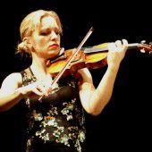 Sprechende Violine für den guten Zweck
