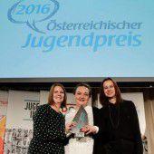 Österreich-Jugendpreis für Lauteracher