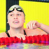 Lena Kreundl schaffte es ins 100-m-Finale