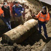 Augsburg atmet auf: Mega-Bombe entschärft