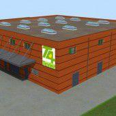 Schmierstoff-Hersteller Tevier baut Lagerhaus