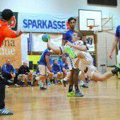 Für die Handballerinnen ist der Cup beendet