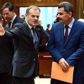 Dramatische Lage in Syrien überschattet EU-Gipfel
